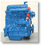 Reconditioned and New Ford Tractor Engines