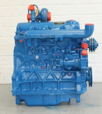 Ford 6810 Engine