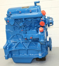 Ford 3610 Engine