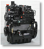Reconditioned and New Perkins Tractor Engines
